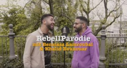 RebellParodie – Deutschrap-Mashup