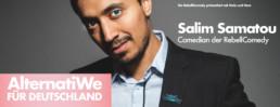 Salim Samatou: AlternatiWe Für Deutschland