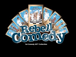 RebellComedy NFT 1st Comedy Collection